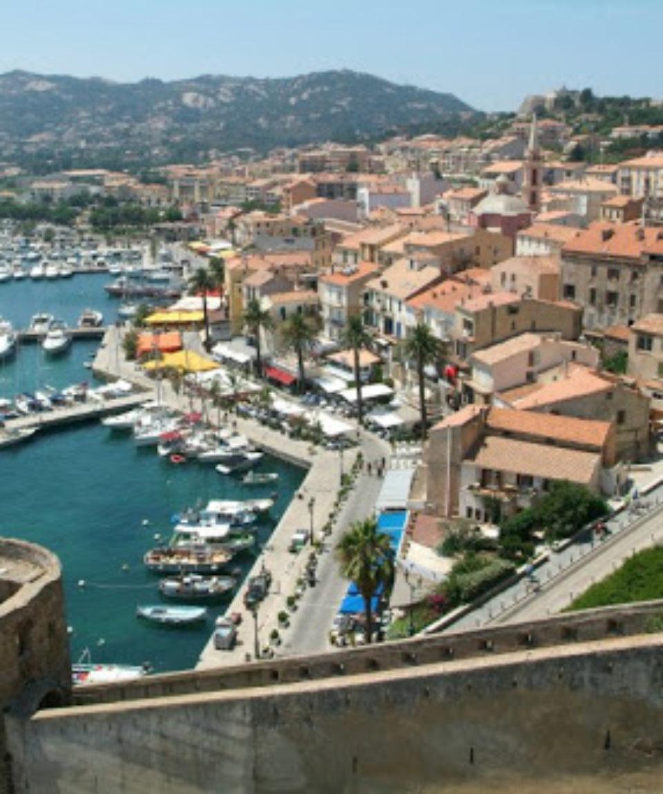Corse 2020 port