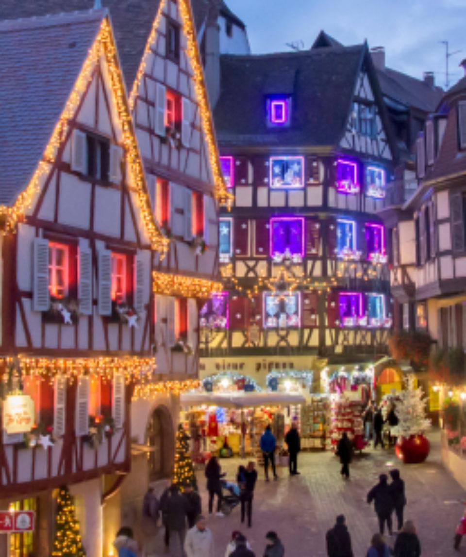 Week-End Alsace Noël 2020